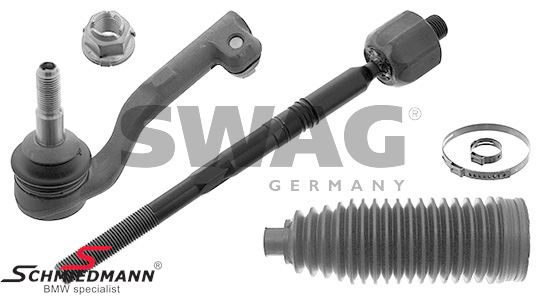 Sporstang komplet H.-side - Pro-kit Swag Germany