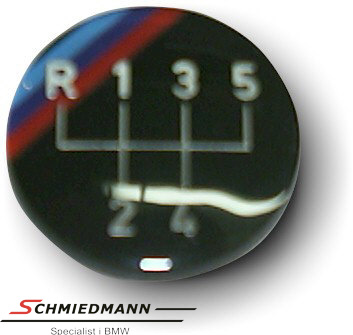 Emblems M-Tech. for gear knob