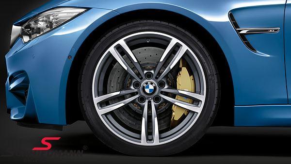 Bmw F83 Lci M4 Convertible Wheels Tyres Original Bmw Schmiedmann