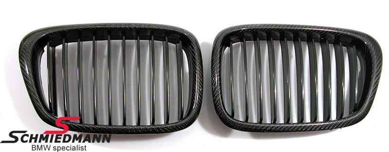 Nyrer ekte carbon ramme og EVO m. fremstående sorte shadowline griller