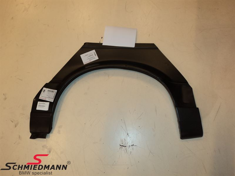 -DEMO- Rearfender outside part R.-side 2door year 09/87- (Dented)