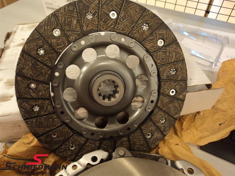 -DEMO- Clutch D=240MM (missing clutch release bearing)