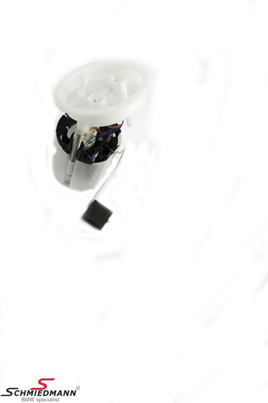 Benzinpumpe med tankmåler H.-side