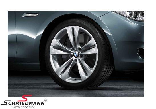 """20"""" Doppelspeiche 316, fælg 8,5X20 ET25 (original BMW)"""