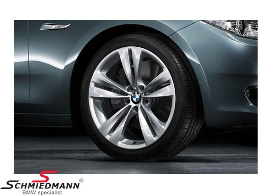 "20"" Doppelspeiche 316, rim 10X20 ET41 (original BMW) (fits only rear)"