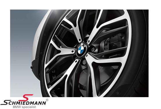 "20"" Y-Speiche 542, fælg 8,5X20 ET38 (original BMW)"