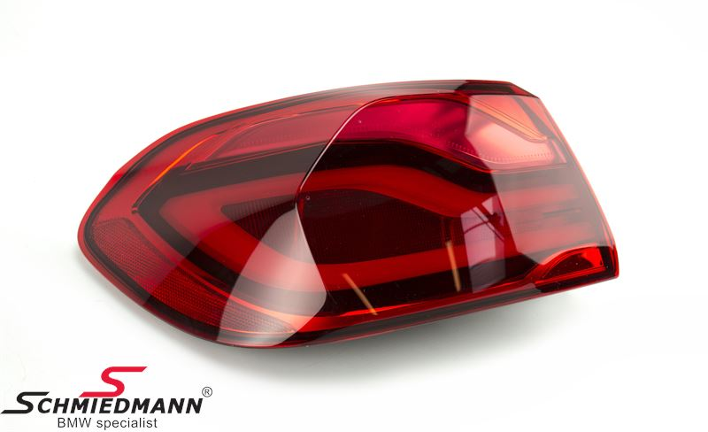 Taillight outer part on the rear fender L.-side -RHD-
