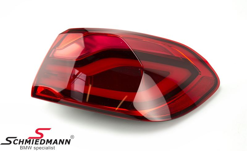 Taillight outer part on the rear fender R.-side -RHD-