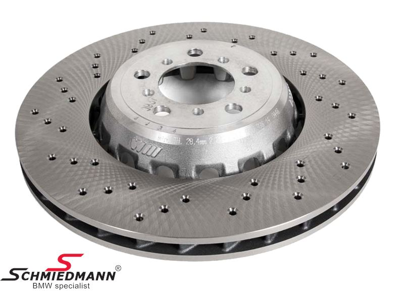 Brake disk L.-side 380x30MM - ventilated
