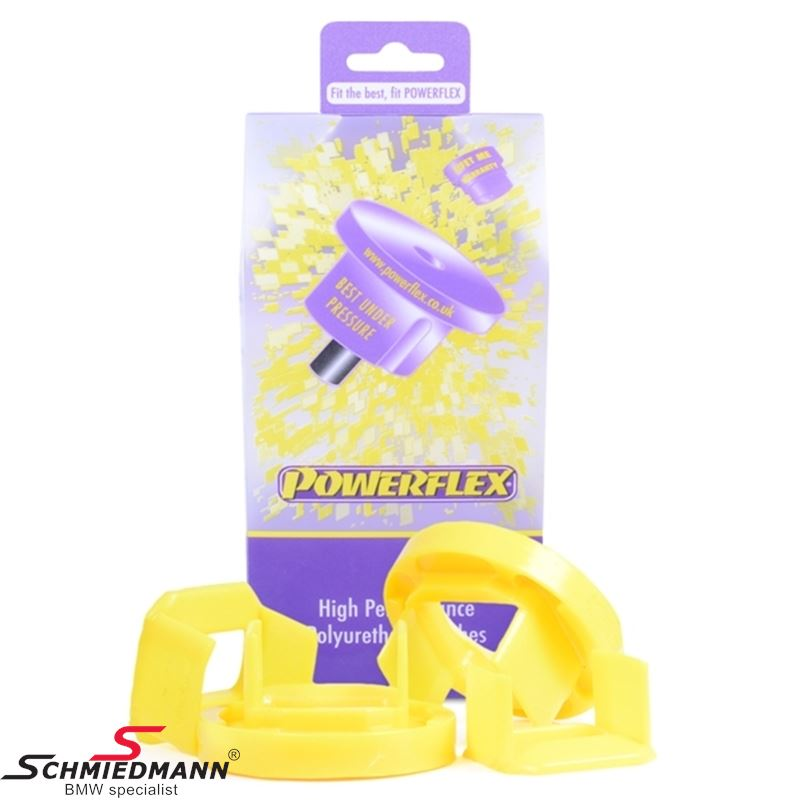 Powerflex racing rear beam outer rear inserts set (only inserts) (Position 20 on diagram)