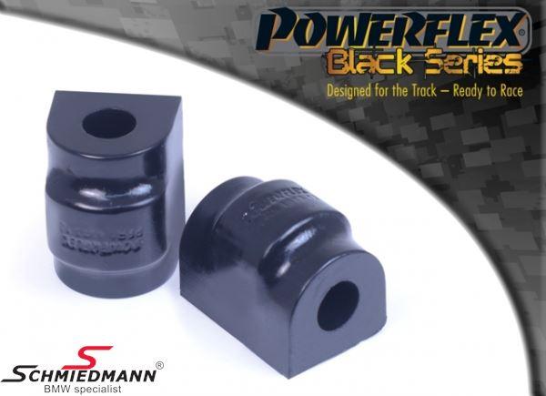 Powerflex racing -Black Series- Stabilisator Gummilager-Satz vorne 13MM (Diagram ref. 13) PFR5-1913-13BLK
