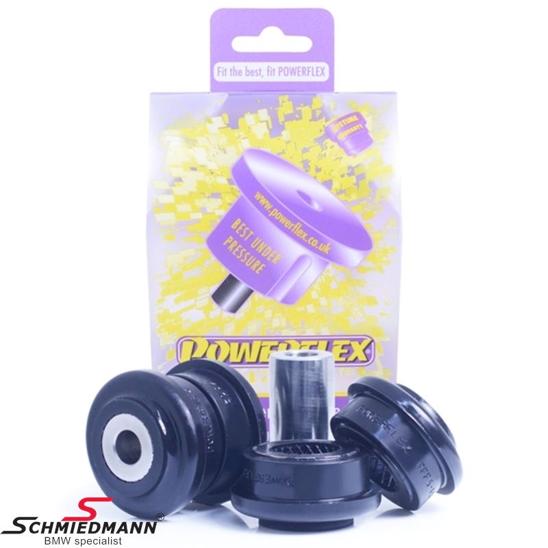 Powerflex racing front arm (wishbone) inner bush set (Pos. 2 on diagram)
