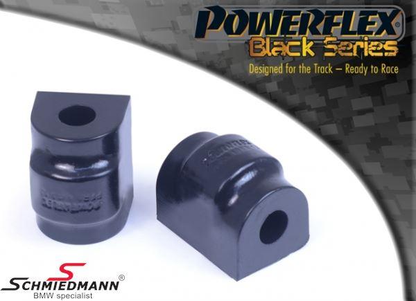 Powerflex racing -Black Series- Stabilisator Gummilager-Satz vorne 12MM (Diagram ref. 13) PFR5-1913-12BLK