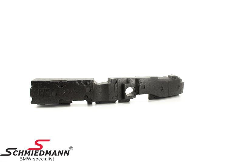 Shock absorber for front bumper L.-side