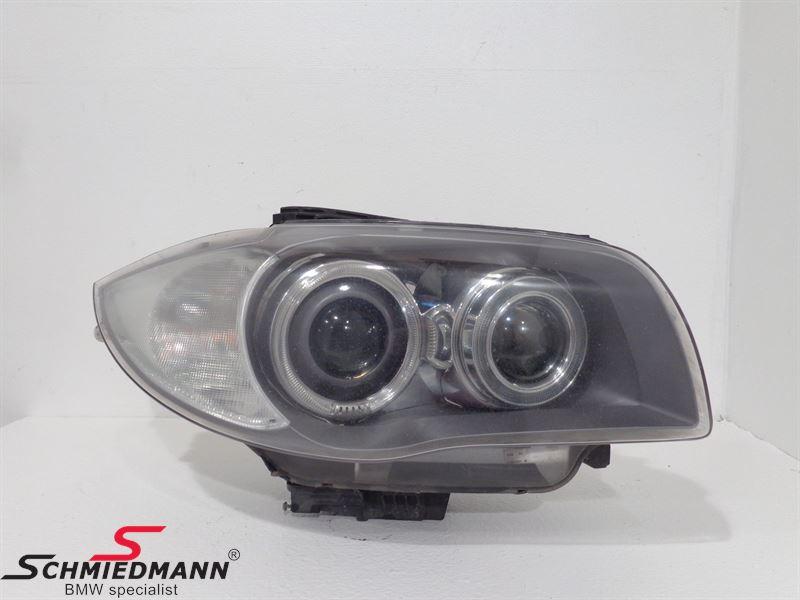 Headlight R.-side complete xenon