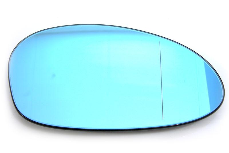 Sidespejl-glas tonet/med varme vid-vinkel H.-side