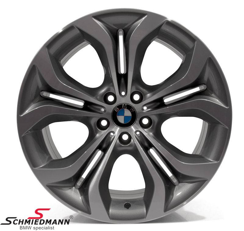 "20"" Y-Speiche 336 rim 11X20 (fits only rear) (original BMW)"