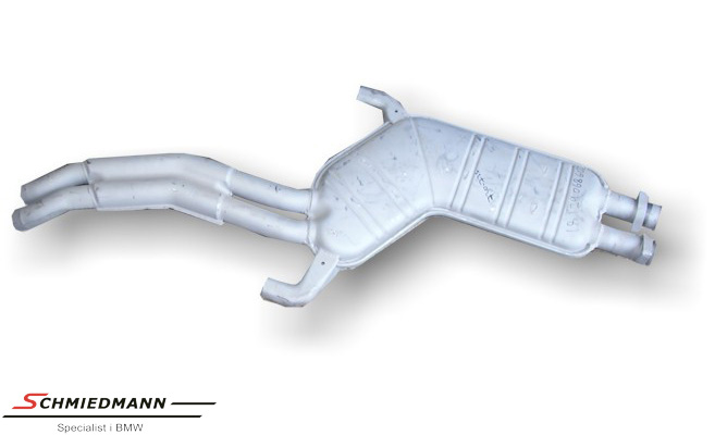 Front silencer M30