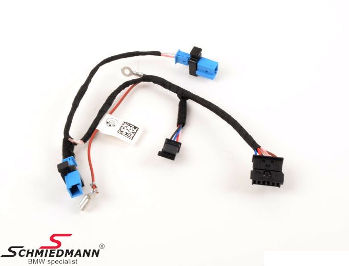 Connecting wiring for M-sport steering wheel