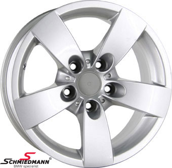 "16"" Sternspeiche 242 7X16 ET20 original BMW rim without tyre"