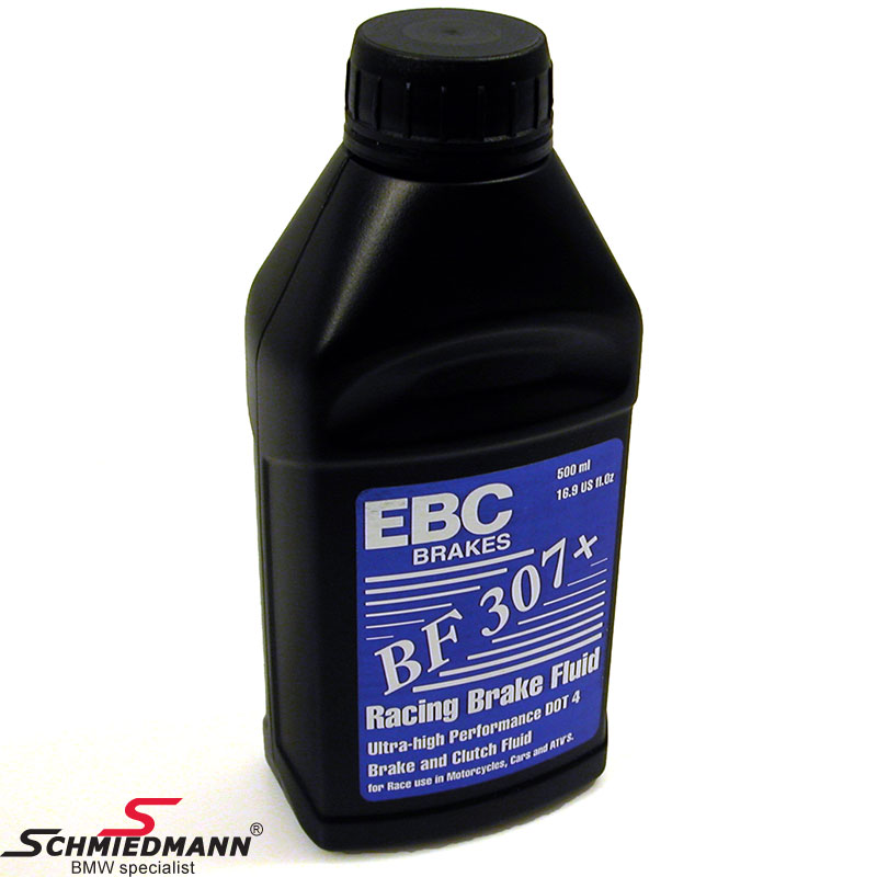 Racing brake fluid BF307 EBC racing 0,5litre