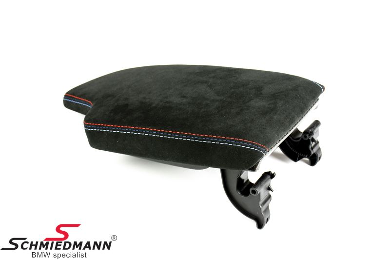 Midterarmlæn alcantara ///M-Performance - original BMW