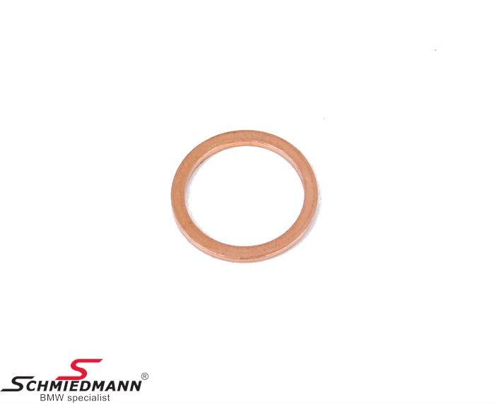 Gasket ring A14X18-CU