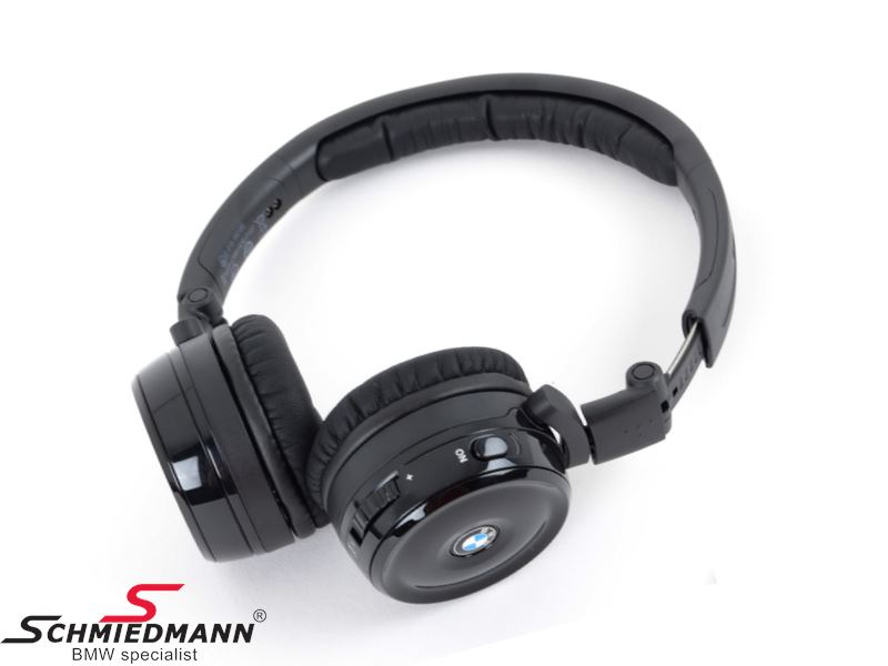 Headphones infrared for entertainment system - Original BMW