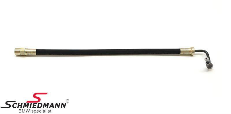 Trykslange til koblings-slavelylinder