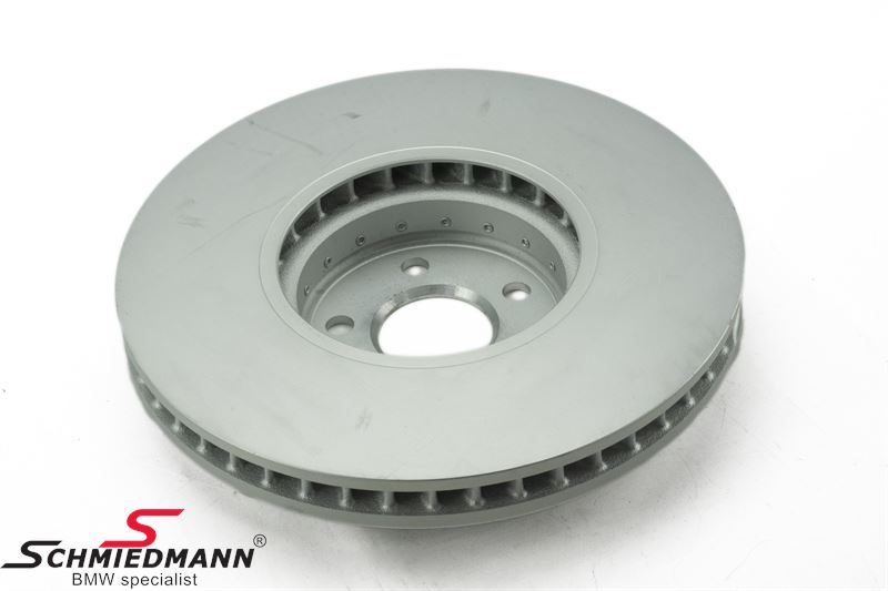 Brake disk lightweight L.-side 348X36MM - ventilated