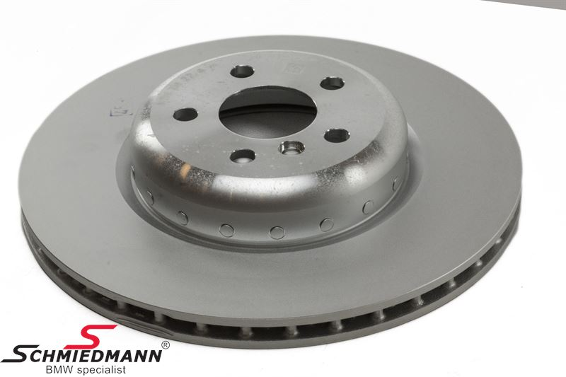 Brake disc rear lightweight ventilated 345X24MM (Please note price per piece)