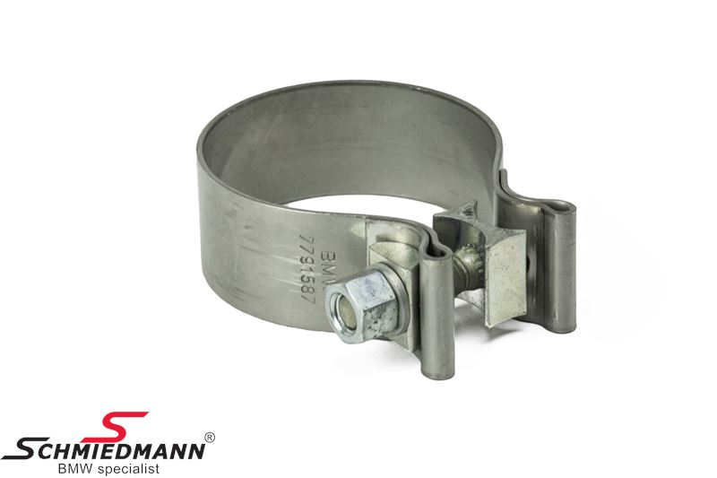 Clamp for exhaust D= 70,6MM