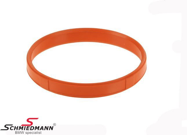 Profile-gasket for throttle housing D=75,5MM