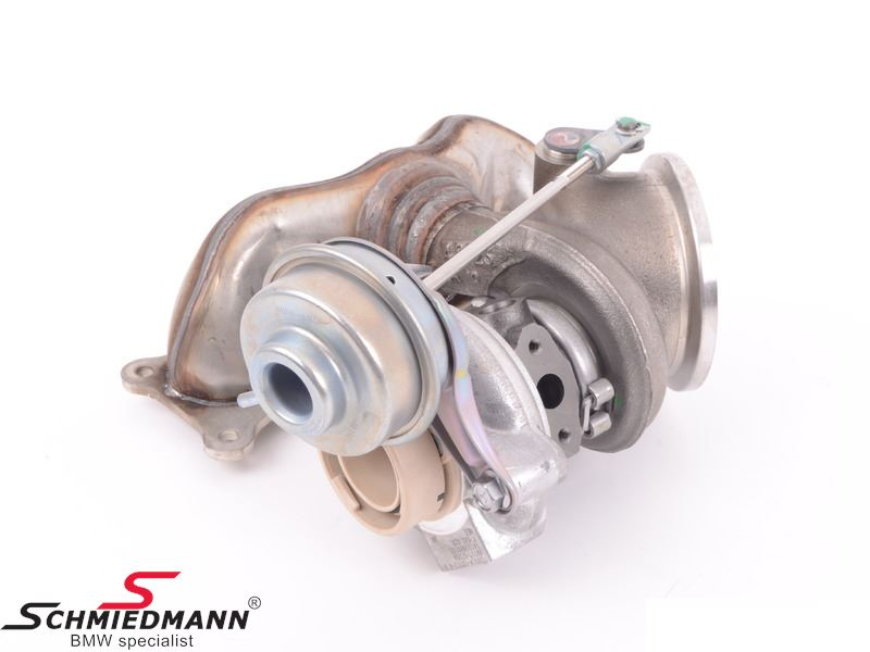 Turbo charger (the second), without gasket set must be bought separately