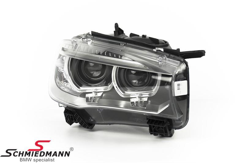 Headlight D1S Bi-xenon R.-side with xenon/adaptive light - original BMW