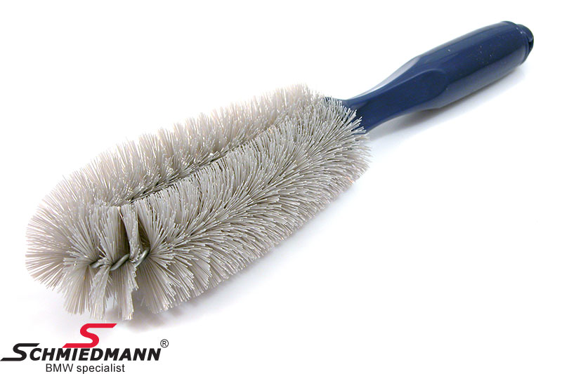 Alloy wheel cleaning brush original BMW