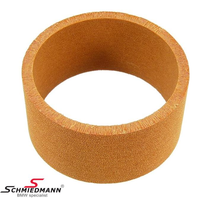 Filter for powersteering oil carrier
