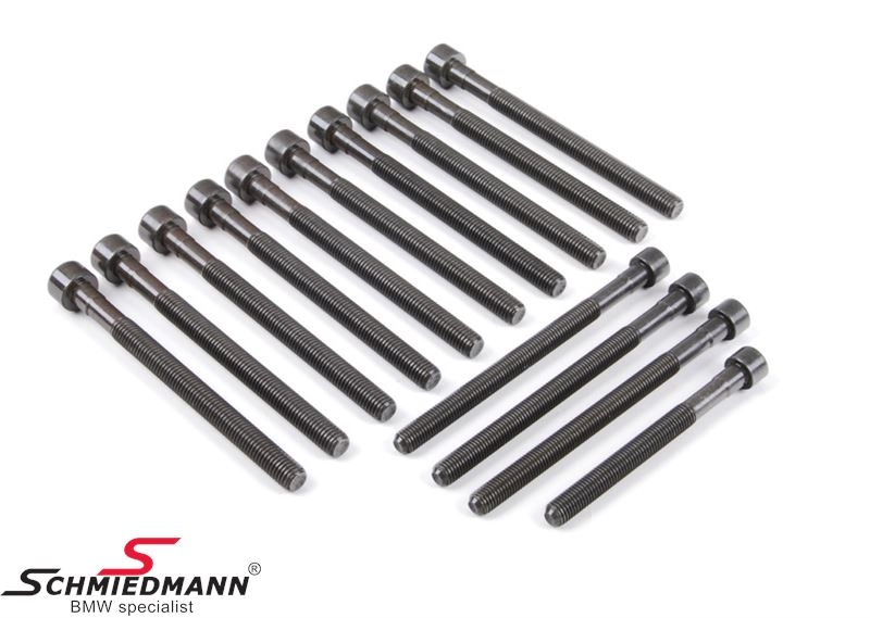 Bolt set Torx for cylinder head - Original ELRING Germany