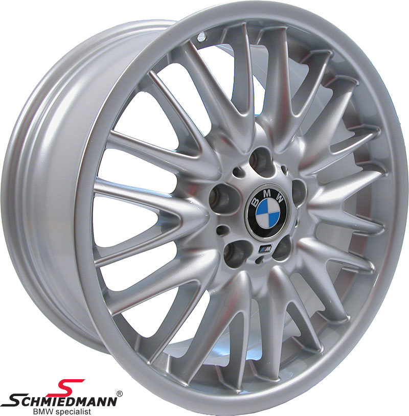 "18"" V-Speiche 72 M-Technic fælge 8,5X18 (Bag) (original BMW)"