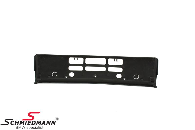 Bumper guard center frontbumper