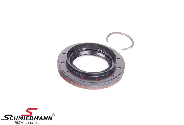 Shaft seal final drive with lock ring by output shaft 44X78X10MM