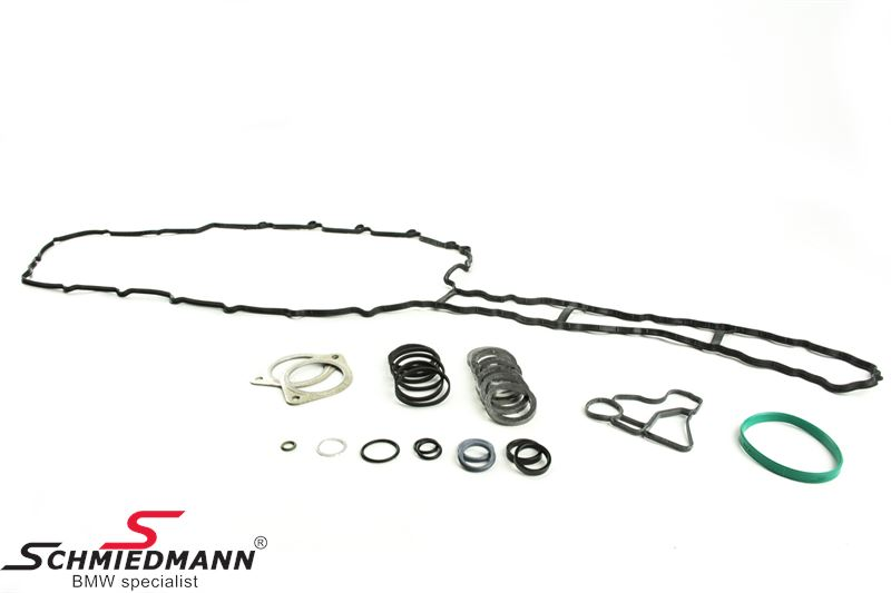 Gasket set cylinder head N54 (without cylinder head gasket)