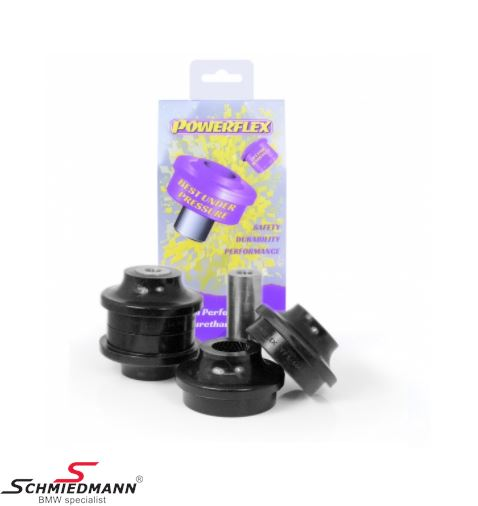 Powerflex racing front arm (wishbone) inner bush set (Pos. 1 on diagram)