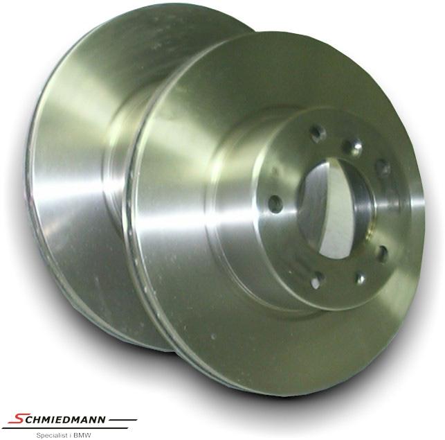 Bremseskiver 315x28MM - ventilerte