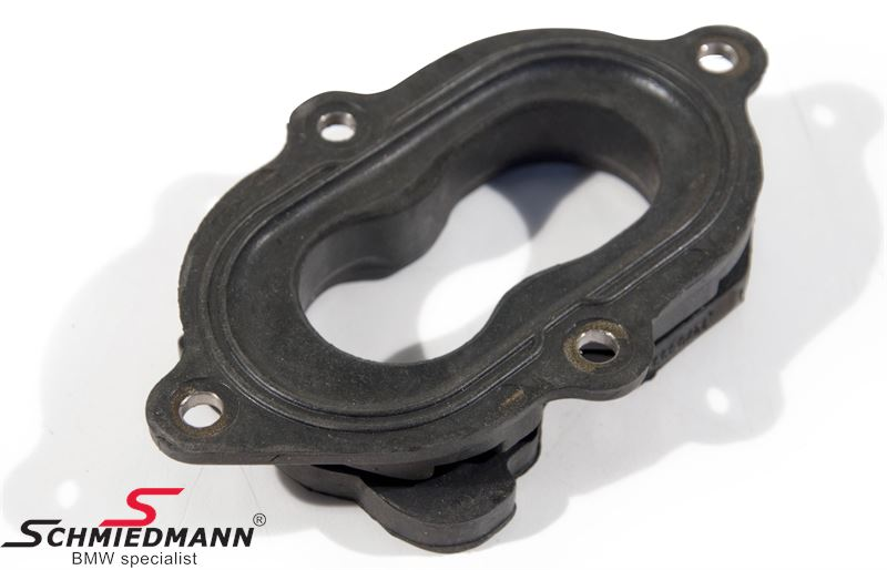 Flange for carburator 2B4