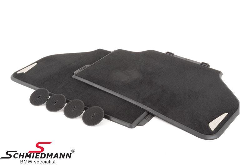 Fussmatten hinten Textil - original BMW