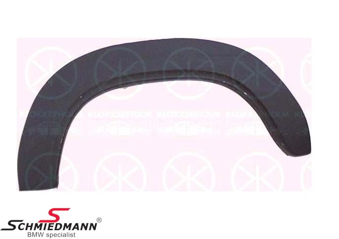 Wheelarch repair panel outer section, L.-side