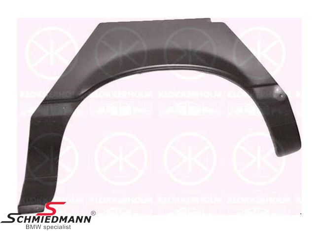 Wheelarch repair panel outer section, R.-side