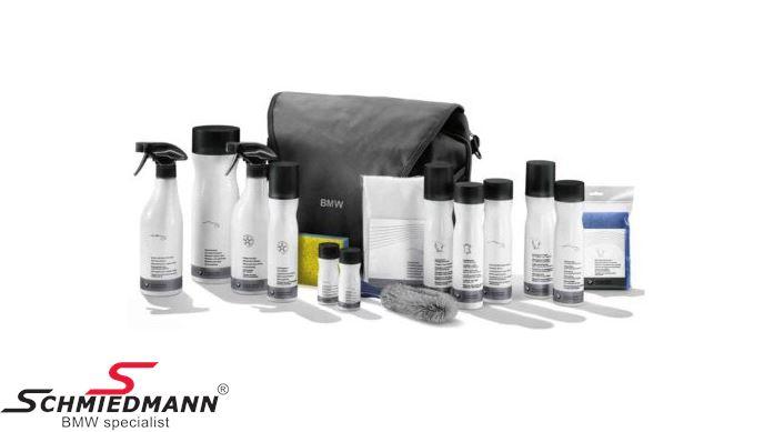 Seal & Protect bilpleje produktpakke - original BMW