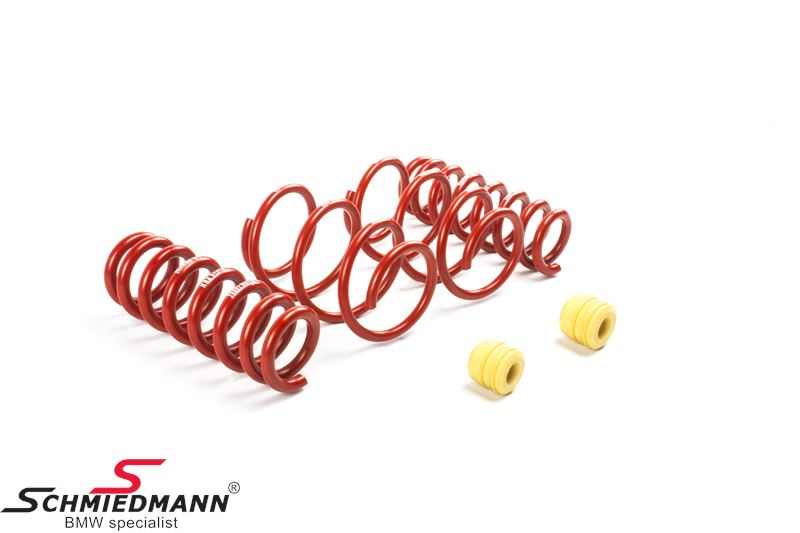Lowering-set H&R front/rear 40/25MM